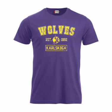 Wolves T-shirt Bomull