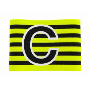 Captain Band Adjustable Black Yellow